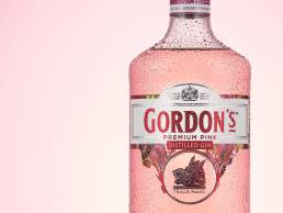 Gordons Gin Style Product photography