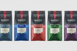 ROBERT ROBERTS COFFEE