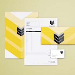 LSS ELECTRICAL STATIONERY mockup