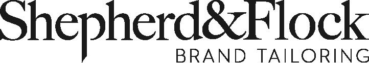 Shepherd & Flock - Brand Tailoring Logo