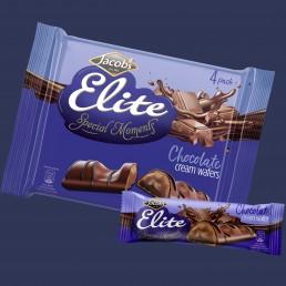 Elite Hazelnut Cream Wafer