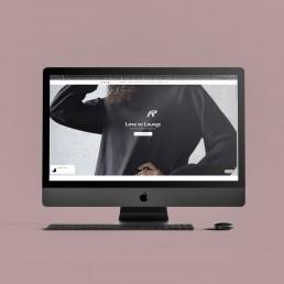 Fabiani Boutique Webstire mockup