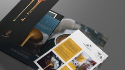 Findlater & Co Coffee brochure