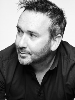 Headshot of David McCormack