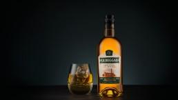 Kilbeggan Whiskey Product Photography