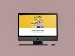 Lites Group website mockup