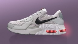 Nike Air Max Product photography retouched
