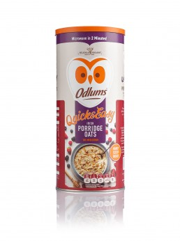 Odlums Range Packaging Redesign